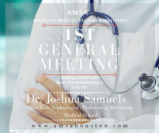AMSA 1st GM